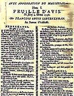"""Älteste Zeitung der Welt: Annus Christi 1597"""""""