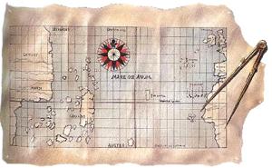 Weltkarte (Toscanelli 1474)