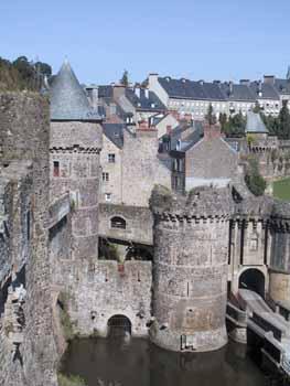 Château Fougères