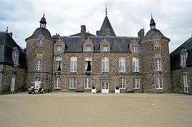 Château de la Bourbansais