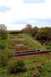 Gärten von Dunrobin Castle