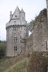 Festung Largoët