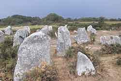 Megalithen von Carnac