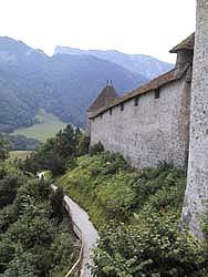 Schloss Gruyères